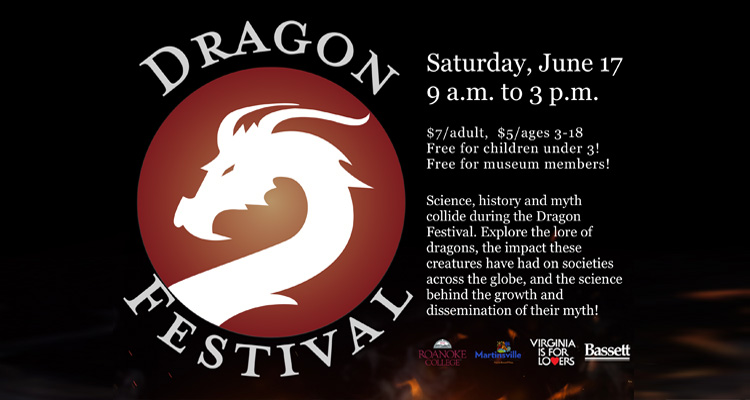 Dragons Are Coming: The Dragon Festival at VMNH | Showcase Magazine